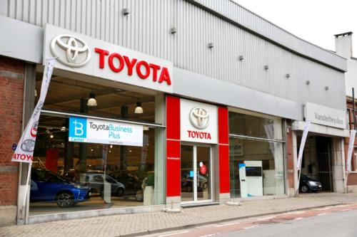 Toyota Vanderheyden - Verviers
