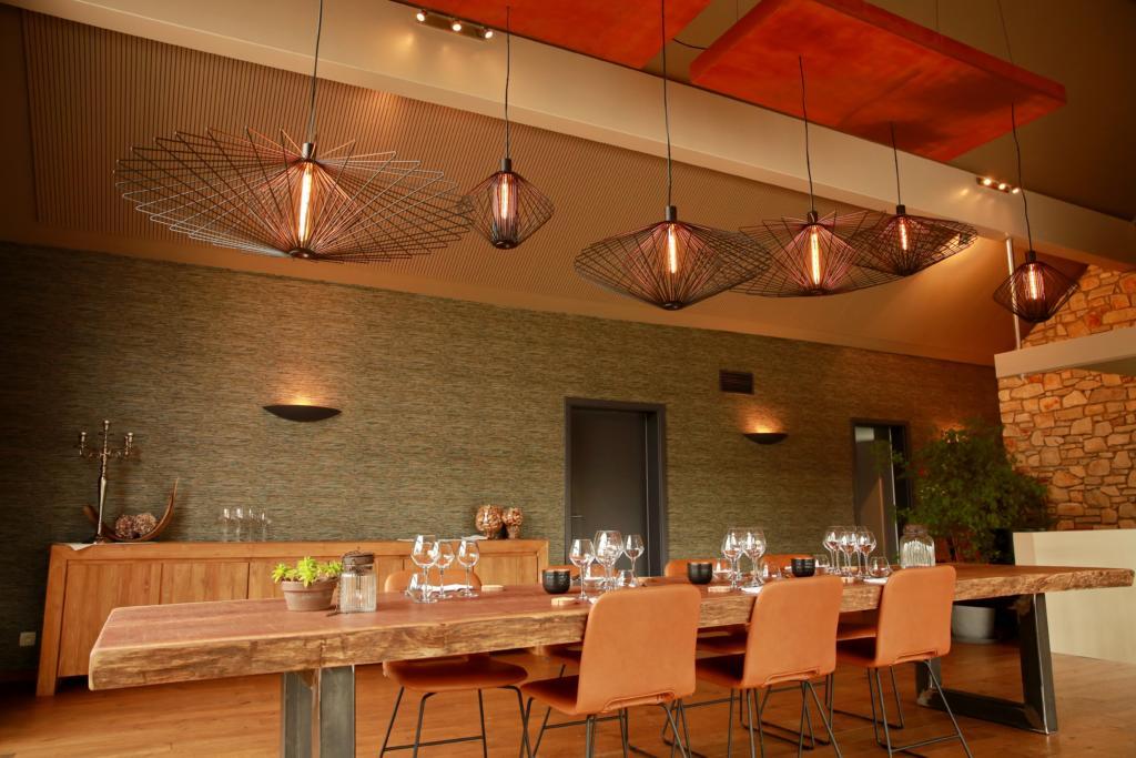 La Menuiserie - Champagne (Waimes) - Eclairage LED, LED, Bureau d'étude d'éclairage, éclairage,