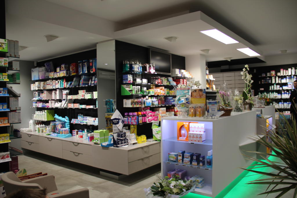 Pharmacie de Mazy